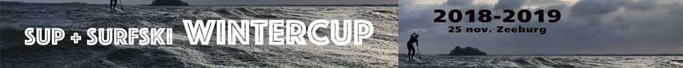 Sup+Surfski Wintercup 25 november 2018 Zeeburg